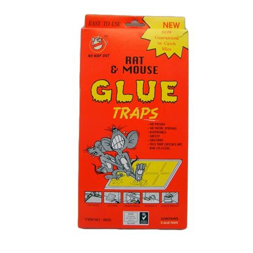 Rat AND Mouse Glue Traps 2pk Box