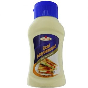 Forrelli Real Mayonnaise 10oz