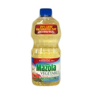 Mazola Vegetable Oil Plus 40oz
