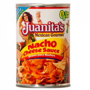 Juanitas Nacho Cheese Sauce 15oz