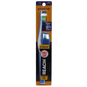 Reach Toothbrush W-Cover Soft